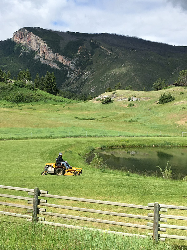 Montana Mowing Services Southwest Montana